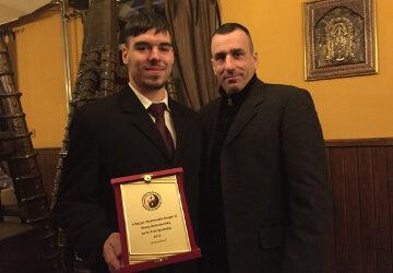 A Magyar Tradícionális Kung Fu és Wushu Szakszövetség legjobb férfi sportolója