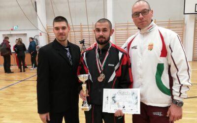 Licsár Gergő Magyar bajnok lett!