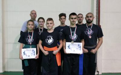 HKF Országos Bajnokság II. forduló