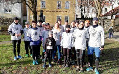 Jótékonysági futás 2019.12.15.