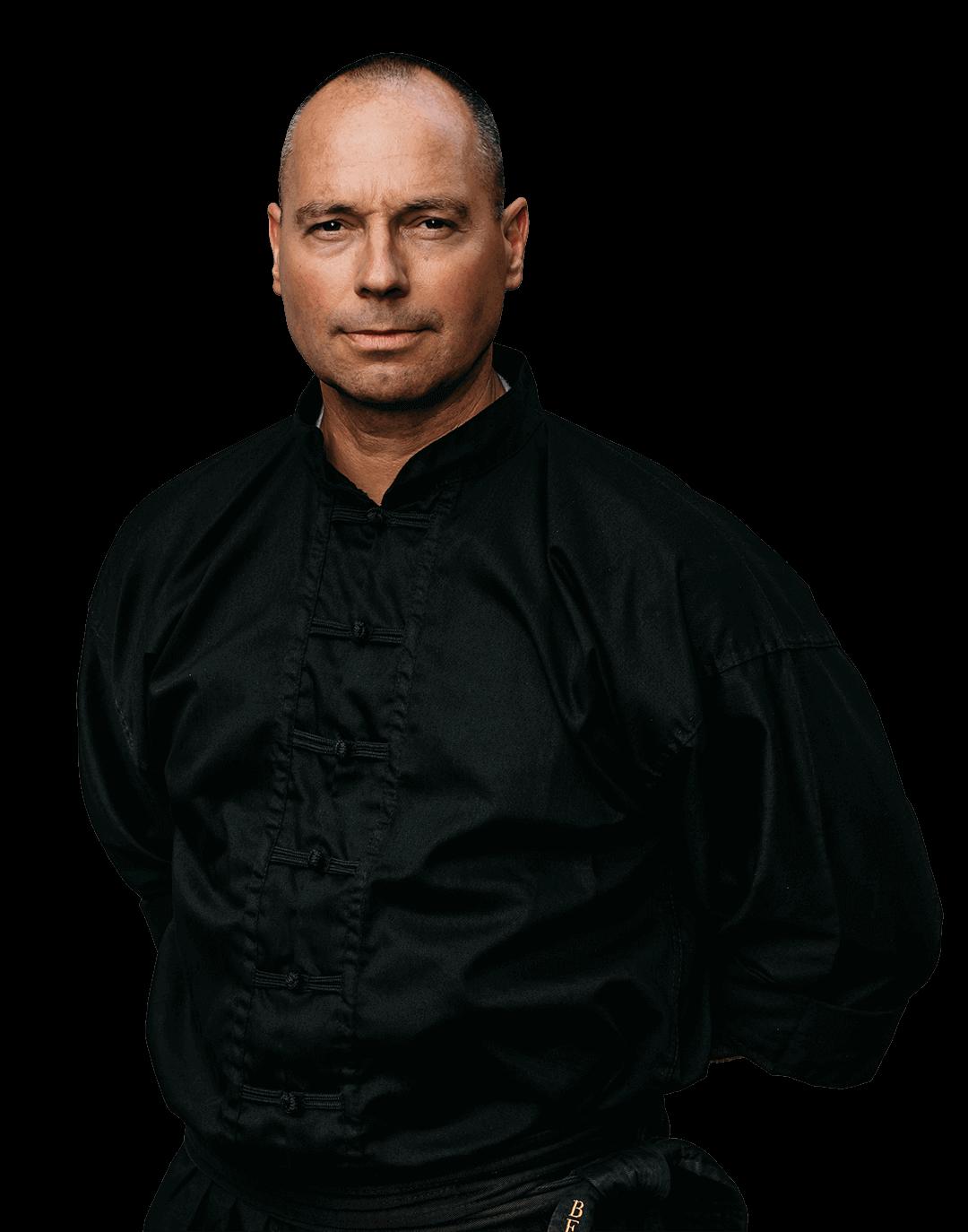 Bertalan Ákos mester Pelso kung fu keszthely